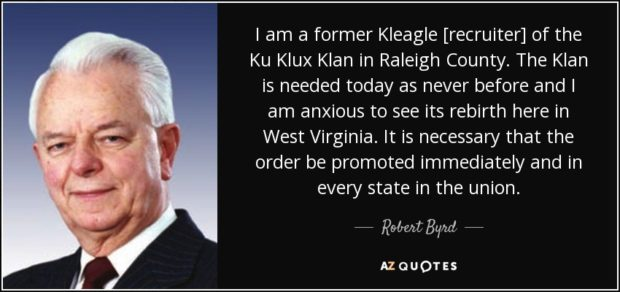 Robert Byrd Quote