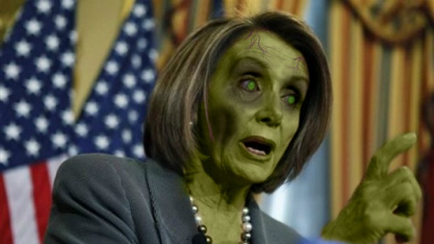 Putrid Pelosi Warns RINO Ryan Not To Use Hacked DNC Emails